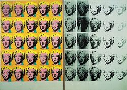 Andywarholthemarilyndiptych