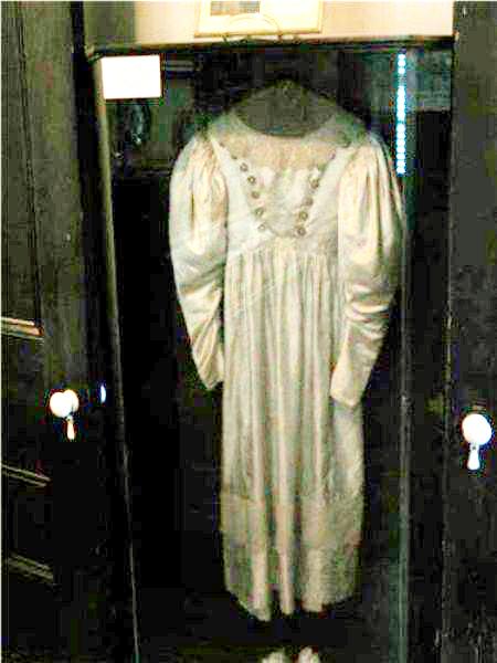Anna Bakers Wedding Dress Warehouse 13 Artifact