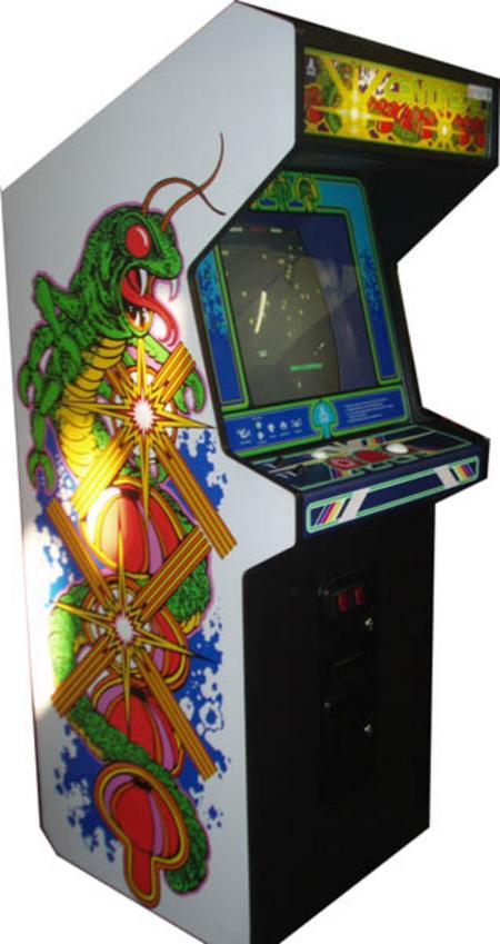 Original Centipede Arcade Machine Warehouse 13 Artifact