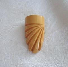 Bakelite Dress Clip