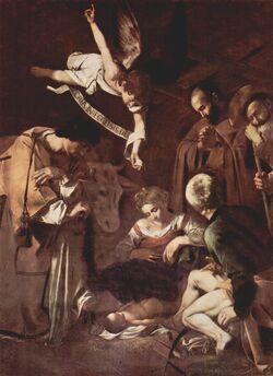 Caravaggio Nativty