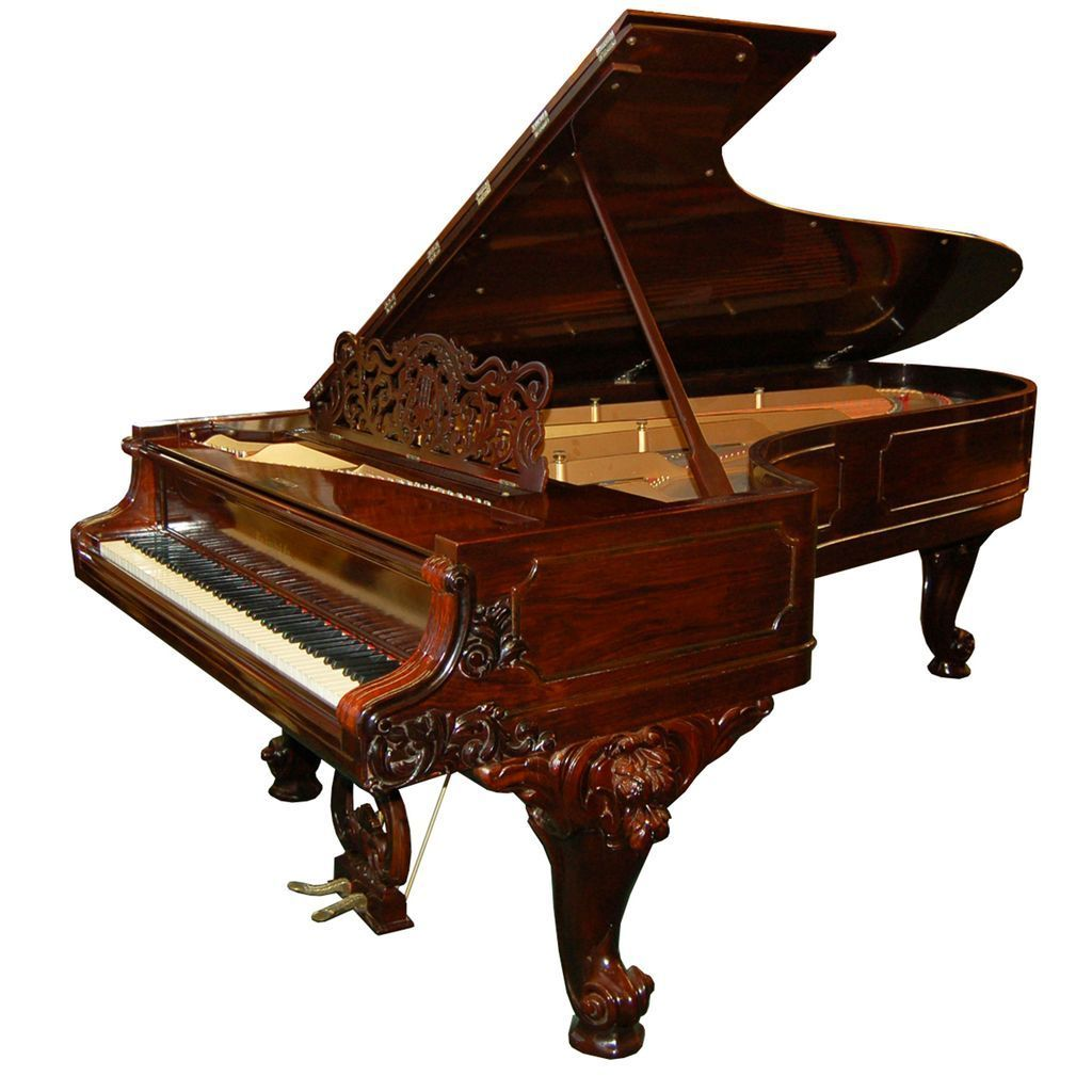 Alexander Steinert S Grand Piano Warehouse 13 Artifact