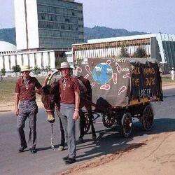 Dave Kunst's Wagon