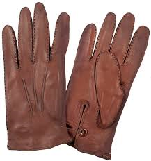 Gloves brown