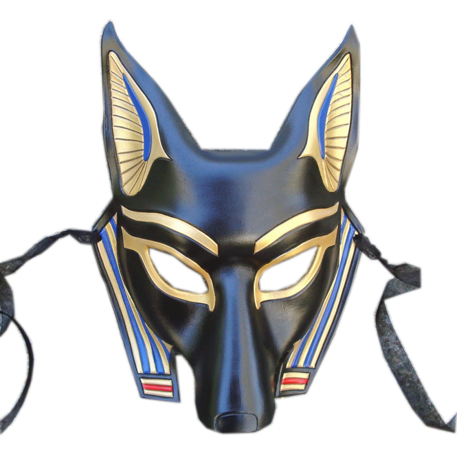 mask of anubis
