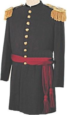 Barnarduniform