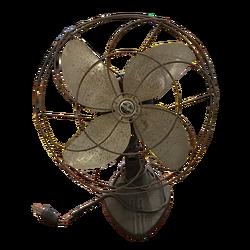 Meyer Lansky's Desk Fan