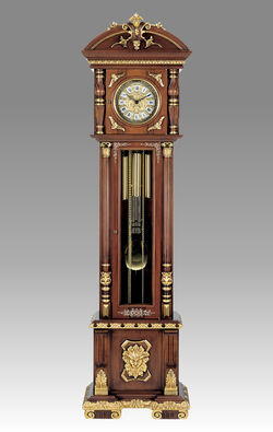 James M. Barrie's Grandfather Clock