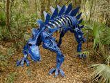 Jim Gary's Dinosaur Models