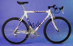 Lance Armstrong's Trek Bicycle