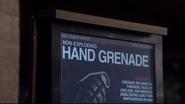 Non-Exploding Hand Grenade