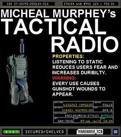 Micheal Murphy's Radio