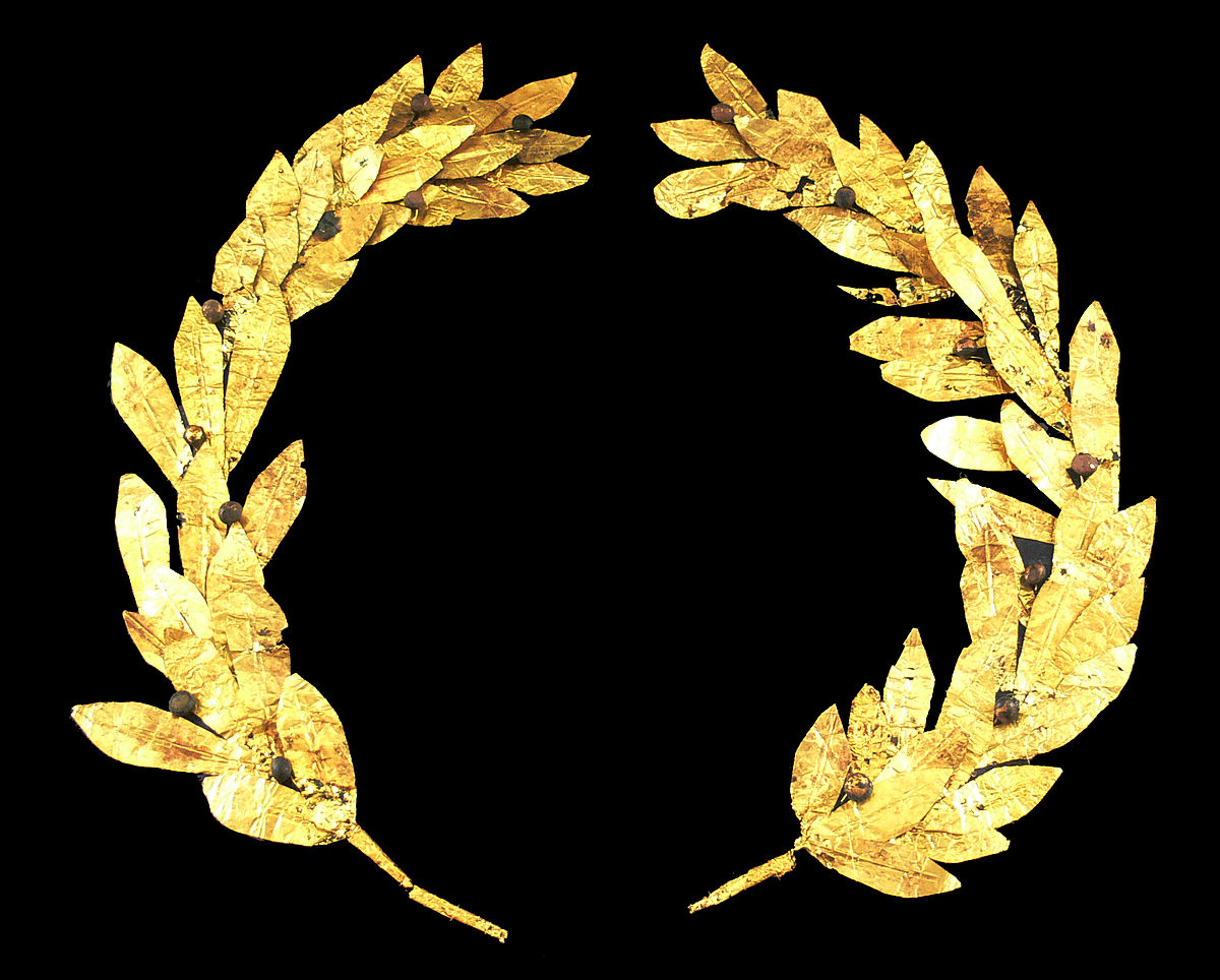 Julius Caesars Wreath Warehouse 13 Artifact Database Wiki