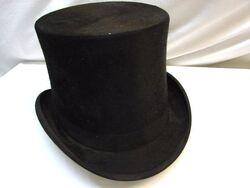 Aleander Morison's Top Hat
