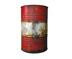 Red oil barrel-300x250
