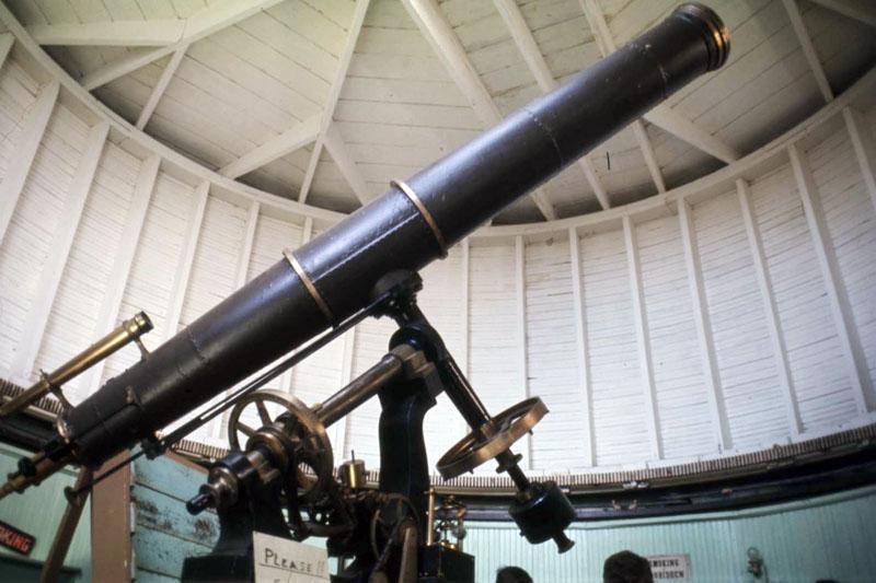 Lippershey janssen telescope warehouse artifact database wiki