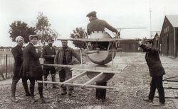 Barrel on board