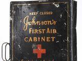 Bill Haast's First Aid Kit
