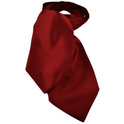 Plain-red-ribbed-self-tie-casual-day-cravat-p2856-4341 zoom