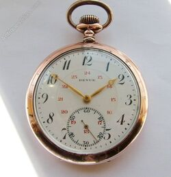 Thommen revue watch