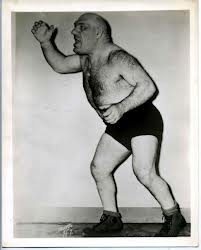 Maurice Tillet's Trunks