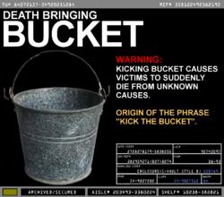 Death Bringing Bucket