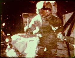 Apollo 15 experiment