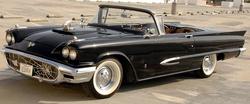 1958 thunderbird elvira