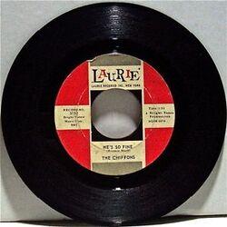 George Harrison's Copy of He's So Fine