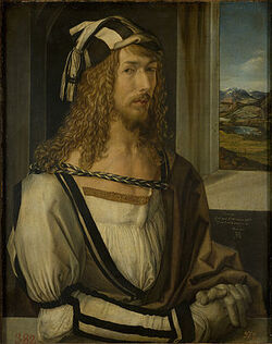 Albrech portrait