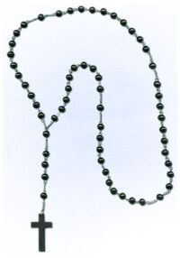 Black-rosary-necklace