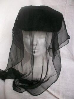 Veil chiffon
