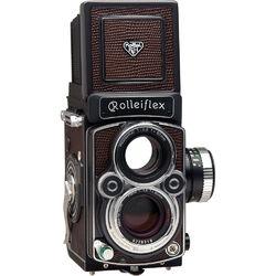 Rolliflex camera