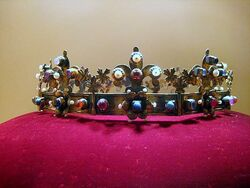 Hungarian-crown