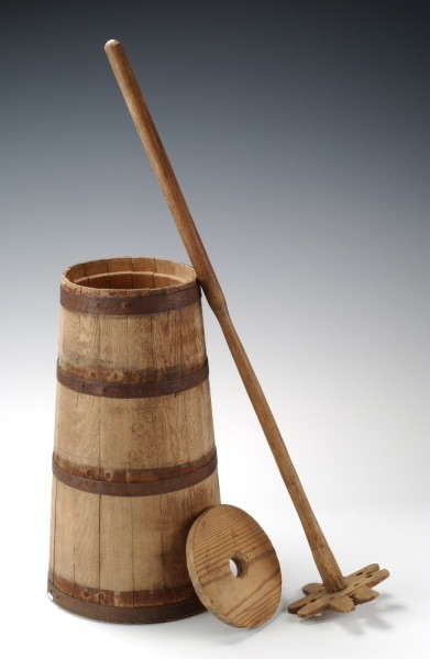 Butter Churn From Lancaster County Warehouse 13 Artifact
