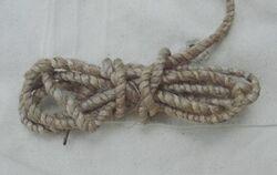 Civil war rope