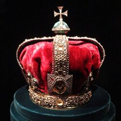 George I state crown