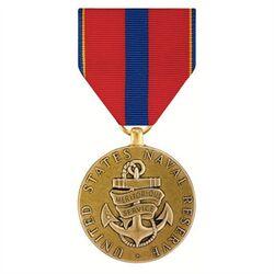 Grace Hopper's Naval Reserve Medal