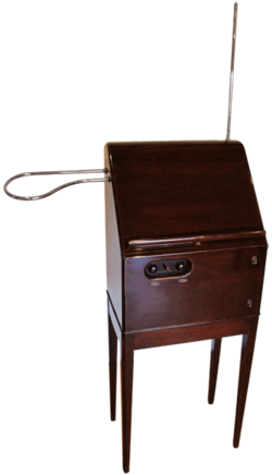 Lev Termen's First Theremin
