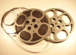 16mm filmhjul