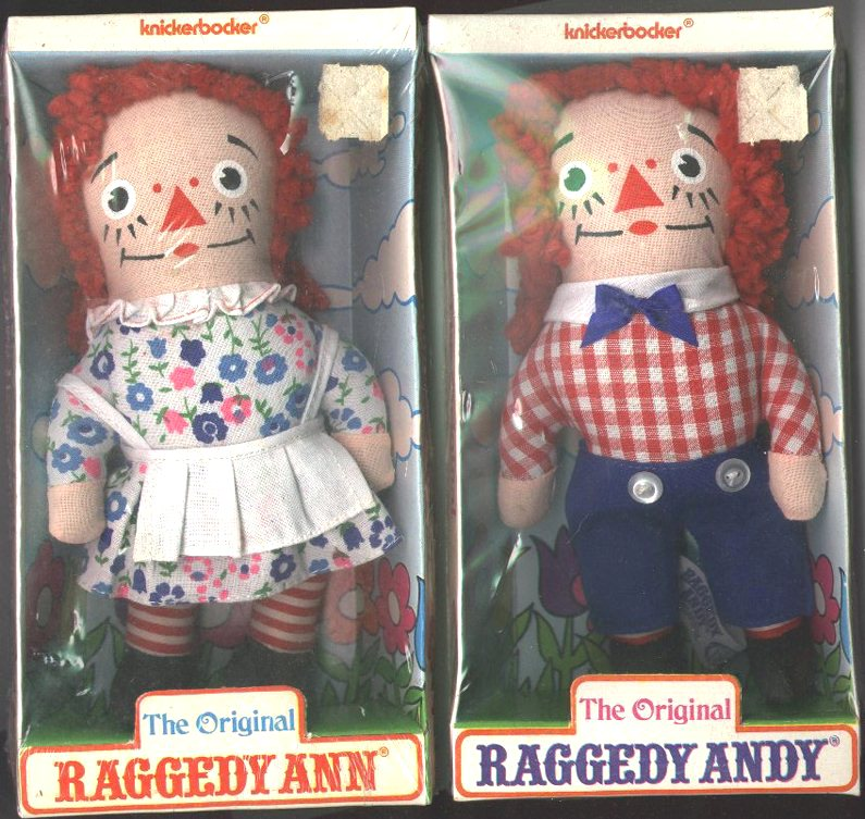 Raggedy Ann and Andy Warehouse 13 Artifact Database Wiki FANDOM