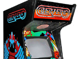 """Berzerk"" Arcade Console"