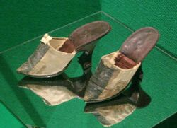 Catherine great's shoes