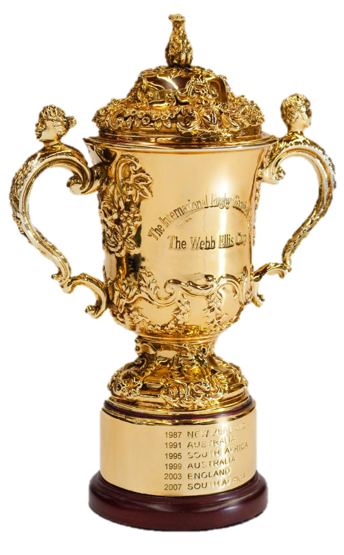 Original Rugby World Cup Warehouse 13 Artifact Database