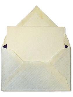 Letter-and-Envelope
