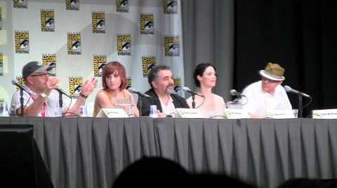 Warehouse 13 Panel