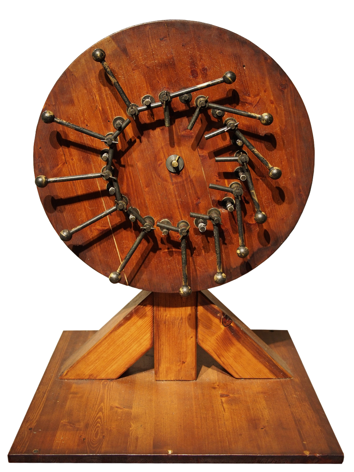Leonardo da Vinci's Perpetual Motion Machine | Warehouse ...