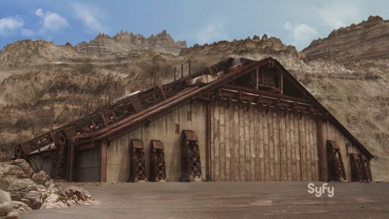 Warehouse 13 - Wikipedia