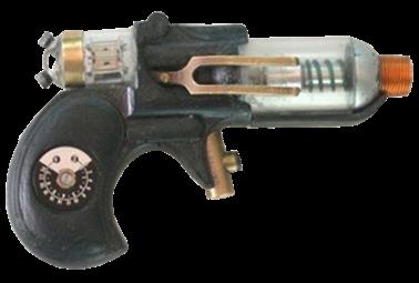 Claudia Donovan's Miniature Tesla Gun | Warehouse 13 Wiki | FANDOM