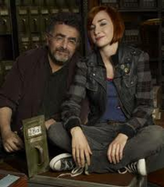 Artie and claudia